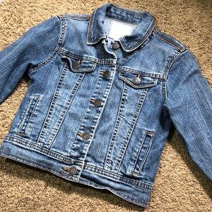 Old Navy Medium Wash Jeans Jacket Size M